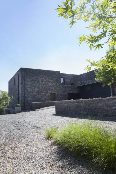 Private woning/villa te Nokere - architectuur