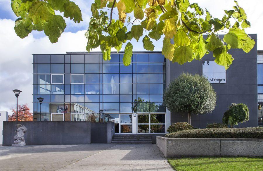 Cultureel Centrum 'De Steiger' Menen - architectuur