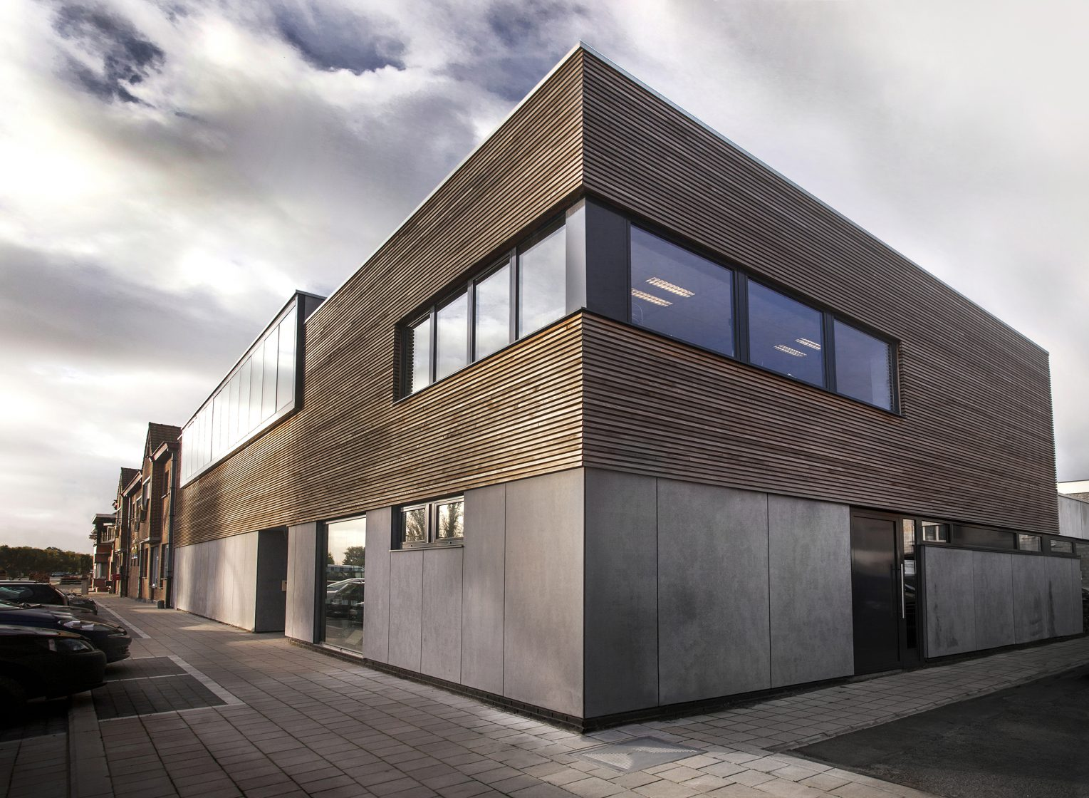 Gemeentelijke Basisschool Rekkem - architectuur