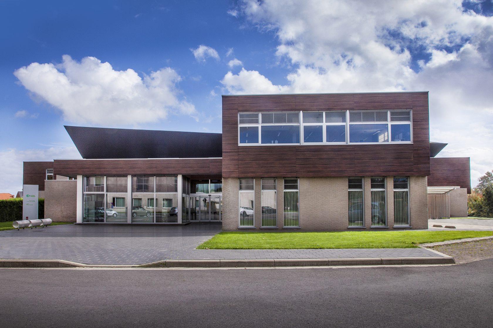 OCMW kantoor Menen - architectuur