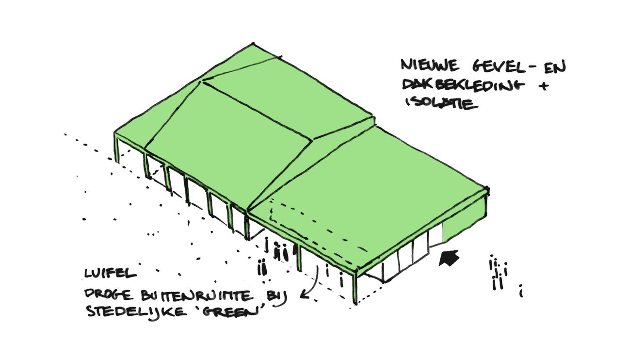 BCQ architecten - Site Oosthove - Wervik schema 04