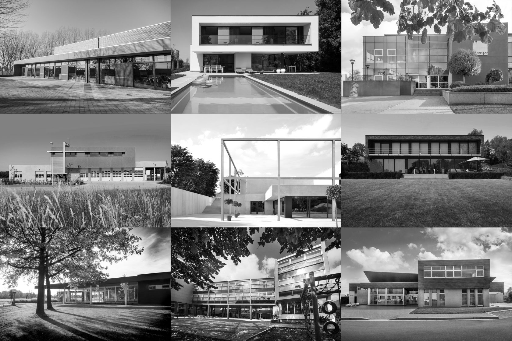 BCQ ARCHITECTEN - foto collage