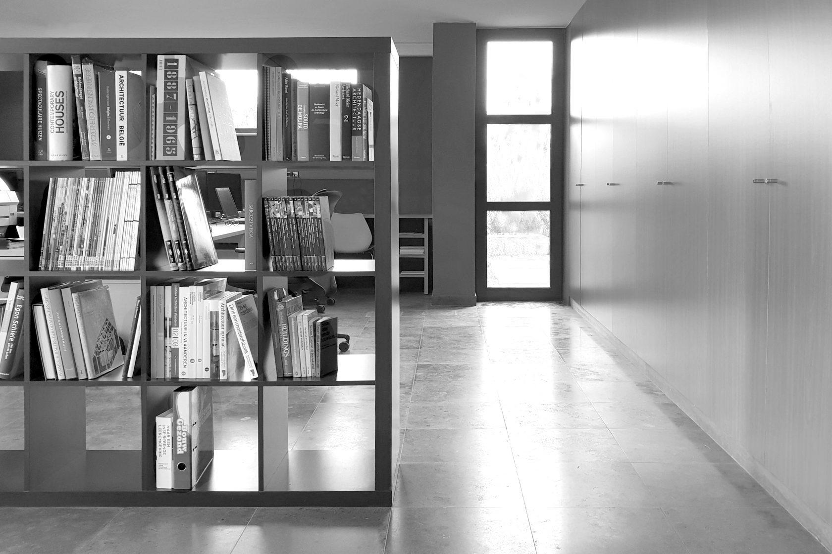 BCQ ARCHITECTEN - foto kantoor