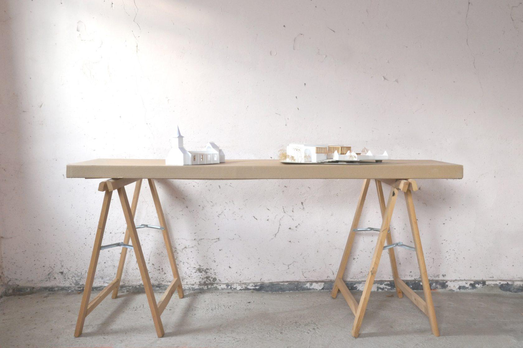 BCQ architecten & ARC - maquette 01 Aalbeke
