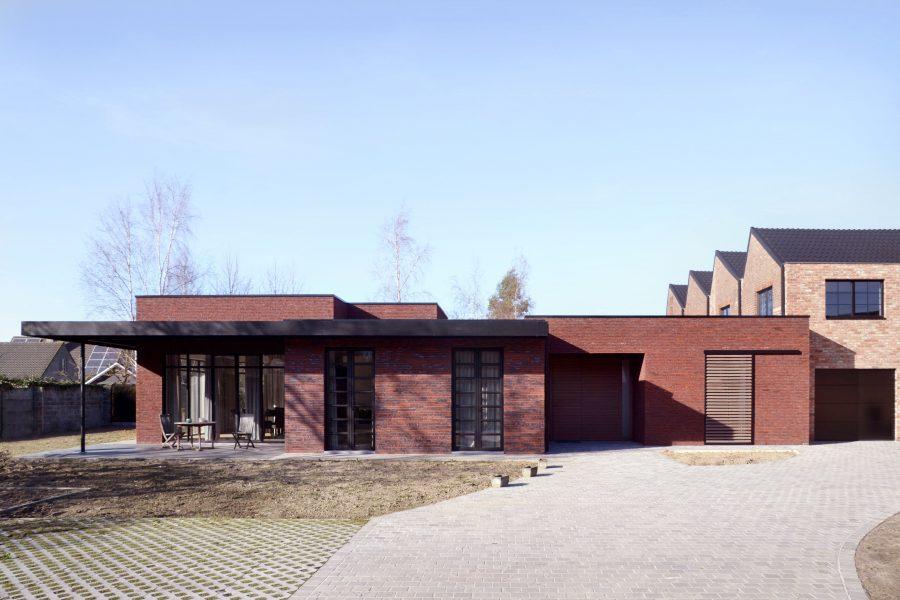 BCQ architecten - Woning Menen 1