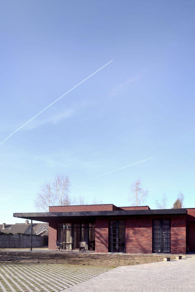 BCQ architecten - Woning Menen 2