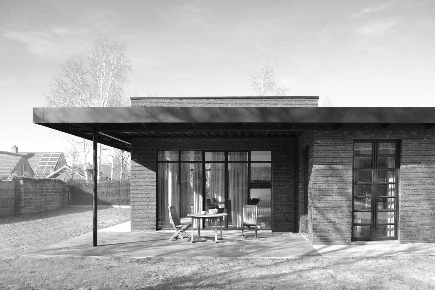 BCQ architecten - Woning Menen 4