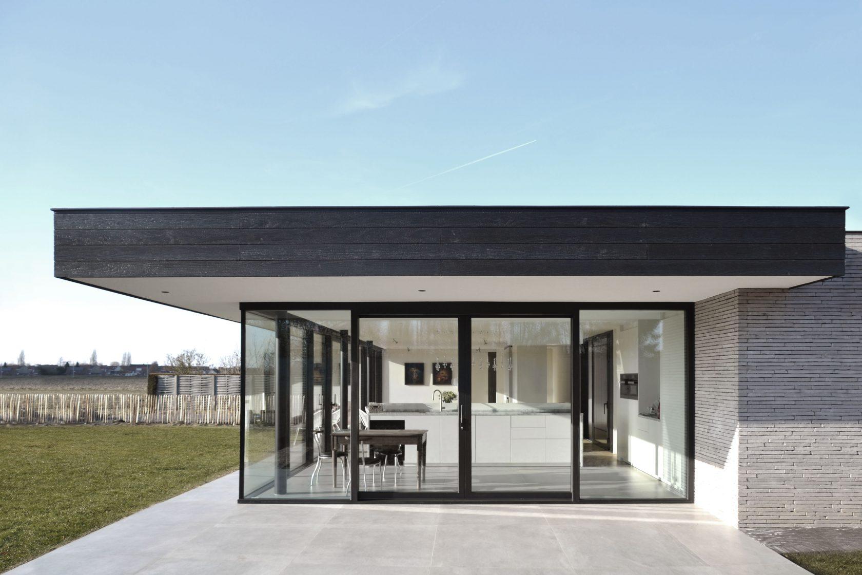 BCQ architecten - Woning Rekkem 1