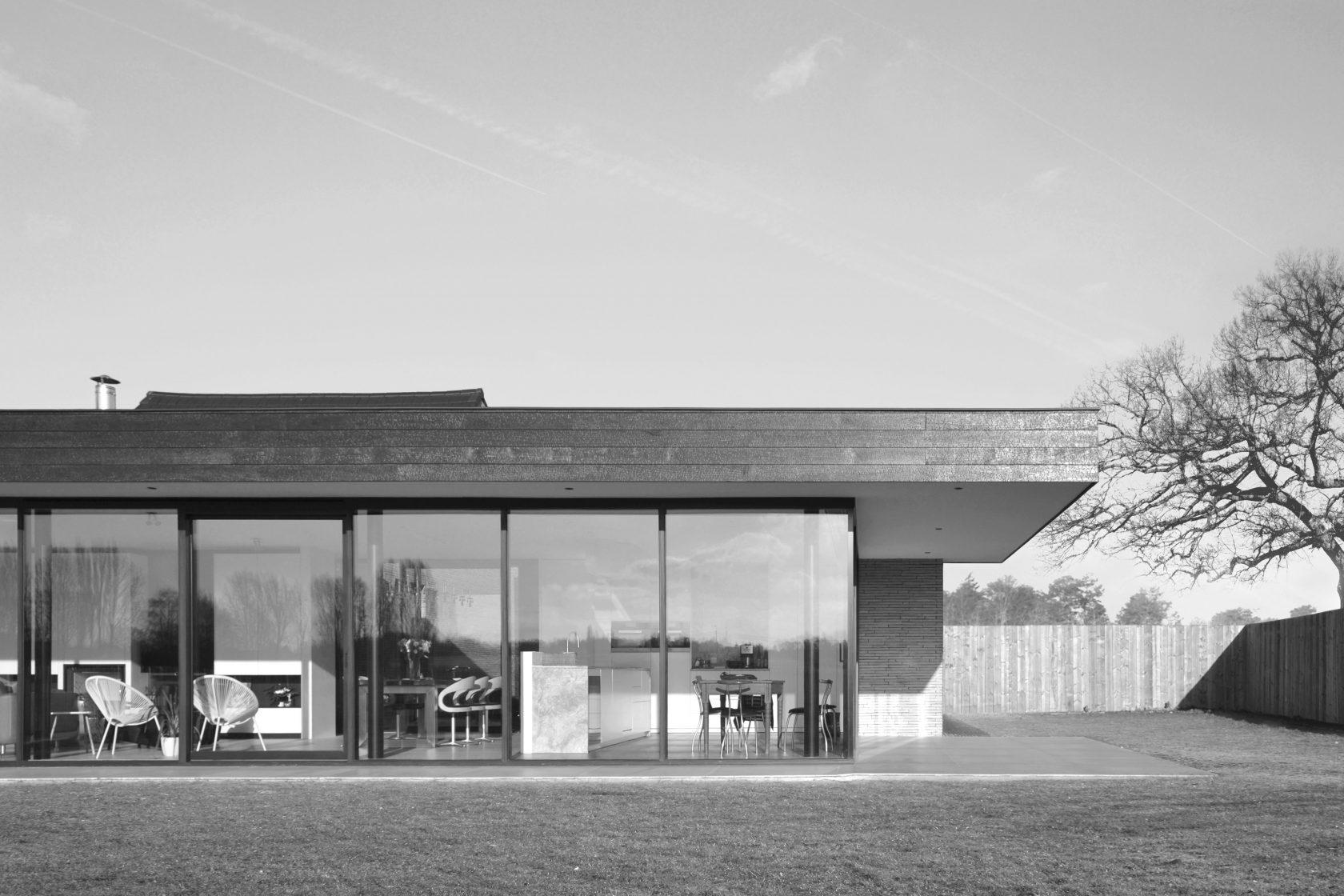 BCQ architecten - Woning Rekkem 2