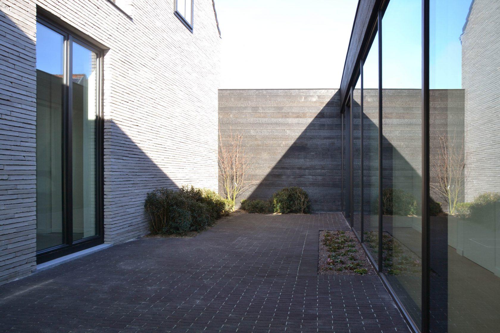BCQ architecten - Woning Rekkem 3