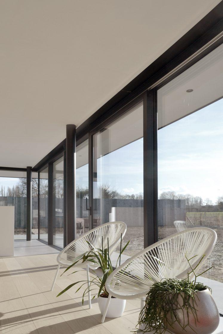 BCQ architecten - Woning Rekkem 6