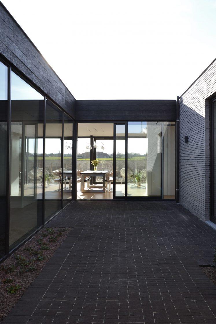 BCQ architecten - Woning Rekkem8