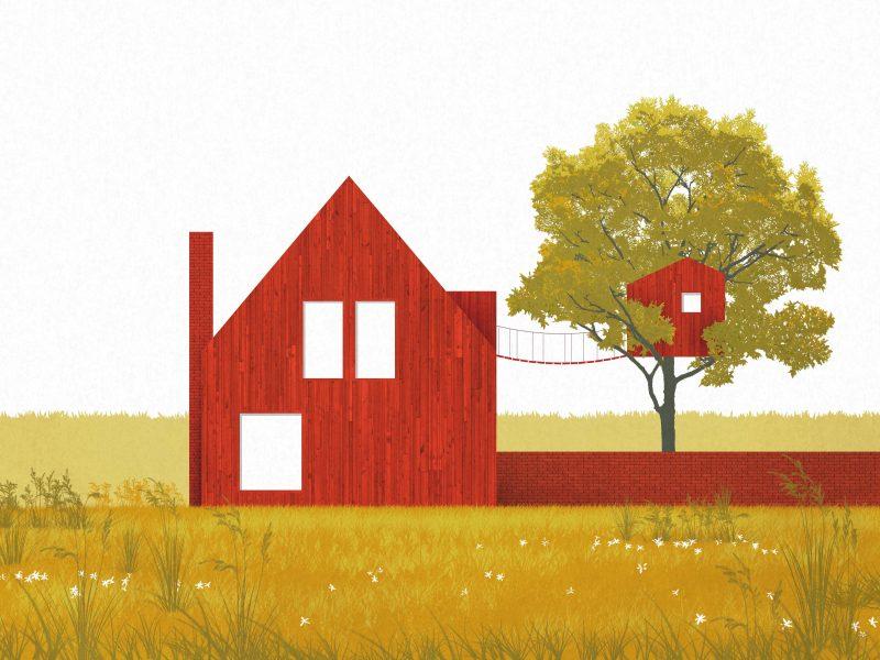 BCQ Architecten – Kinderdagverblijf – Sfeerbeeld 1 (3×4)