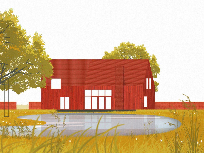 BCQ Architecten – Kinderdagverblijf – Sfeerbeeld 2 (3×4)