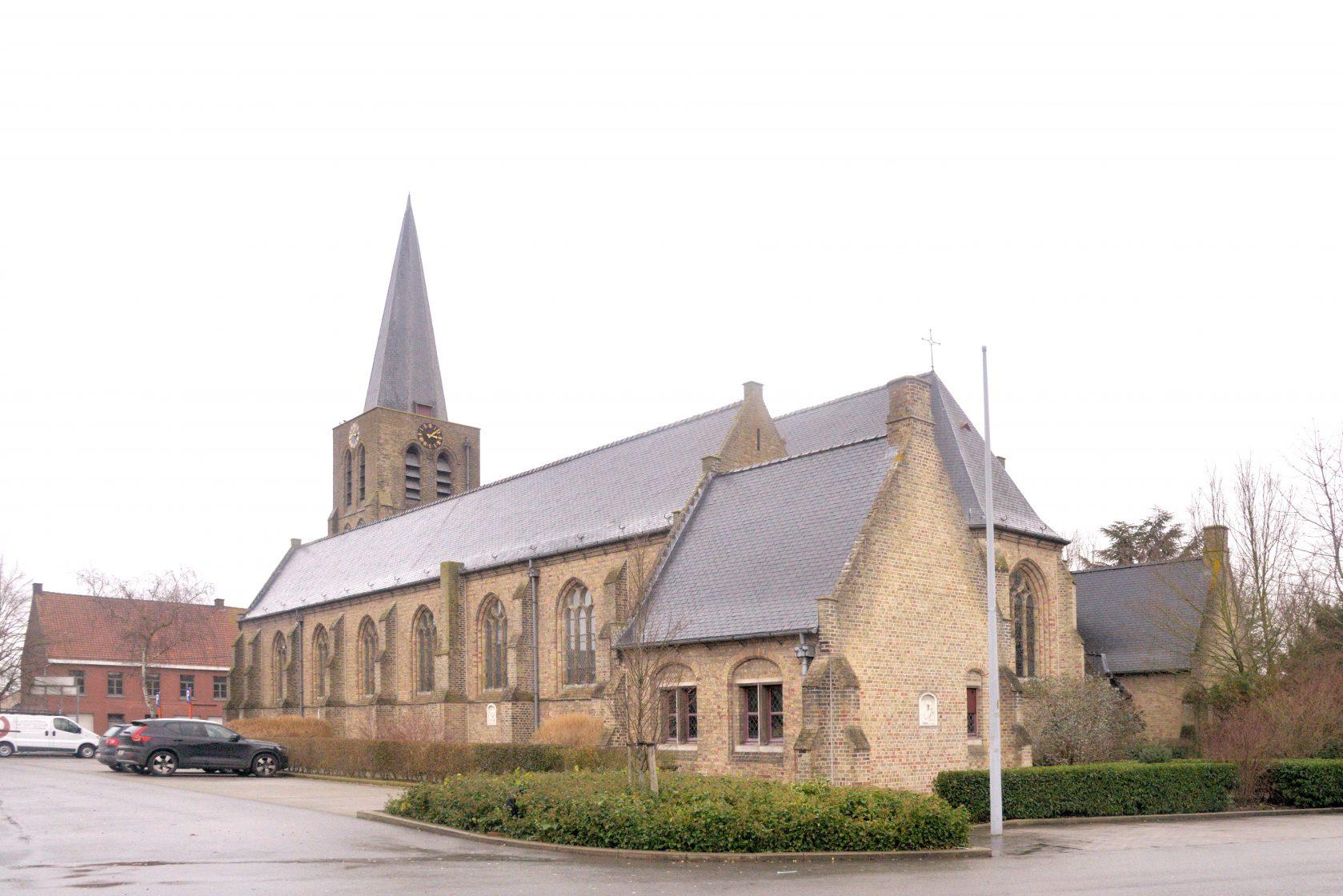 Kerk Beitem – BCQ Architecten